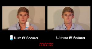 AF Reducer Timelapse